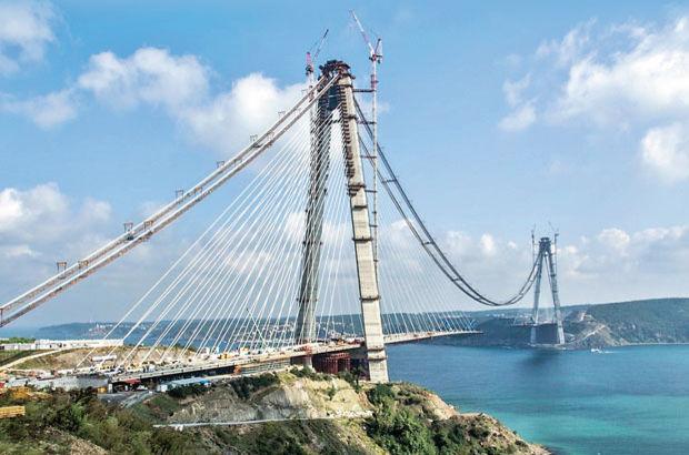 Yavuz'un ana halatları 40 bin ton yük taşıyacak